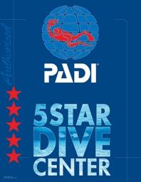 PADI 5 Star DC